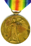 Overwiningsmedaille 1914-1918