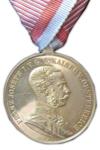 Golden Medal for Bravery
