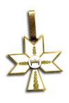 Kruis der 1e Klasse in de Orde van de Kroon van Koning Zvonimir