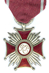 Cross of Merit in Silver