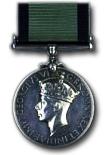 Medaille voor Opvallende Moed