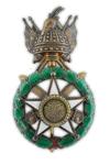 Officier in de Orde van Skanderbeg