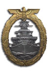 High Seas Fleet War Badge