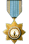 Order of the Star of Anjouan - Grand Officer