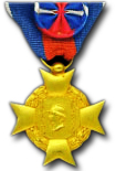 1st Class to the Cross for Voluntary Military Service