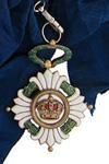 Orde van de Kroon 1e Klasse