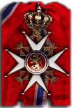 Grootkruis bij de St. Olafs Orde