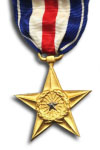 Zilveren Ster Medaille
