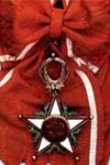Orde van Ouissan Alaouitte - Grootkruis
