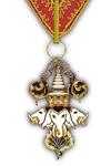 Commandeur in de Orde van een Miljoen Olifanten en Witte Parasol