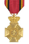 Military Decoration for exceptional service or action of courage or devotion, 1st Class