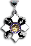 Knight to the Order of Naval Merit
