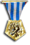 Medal for those Deported and Interned for Resistance Activities