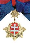 Orde van de Dubbele Witte Kruis 1e klas
