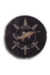 Krijgsbadge voor Kleine Eenheden 4e Graad