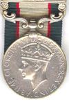 India Algemene Dienst Medaille (1936 IGSM)