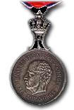 St. Olav's Medaille