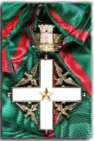 Grand Cross to the Order of Merit of the Italian Republic