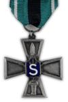 Ijzeren Kruis van Verdiensten van de Burger-garde