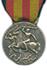 Medaglia commemorativa della campagna di Spagna
