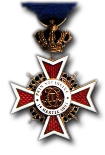 Knight to the Order of the Crown of Romania