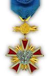 Orde van Verdienste van de Volksrepubliek Polen in Goud