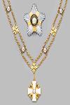 Grootkruis in de Orde van de Witte Roos van Finland met ketting