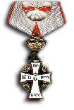 Officier in de Orde van de Dannebrog