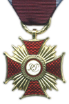 Cross of Merit in Gold