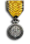 Royal Order of the Sword - Sword Medal