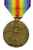 Interallied Victory Medal of WWI