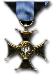 Golden Cross to the Virtuti Militari Order