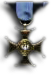 Order Virtuti Militari Gold Cross