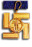 SS Long Service Award 1st Class (25 Years)