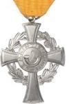 Knight Second Class in the Huisorde van Oranje (HO.5b)