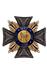 Komtur I. Klasse zum Friedrichs-Orden