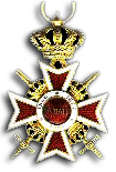 Officer to the Order of the Crown of Romania