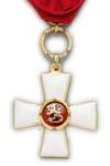 Ridder 1e klasse in de Orde van de Leeuw van Finland