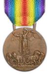 Overwinningsmedaille 1914-1918