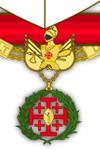 Orde van het Heilig Graf van Jeruzalem - Grootkruis