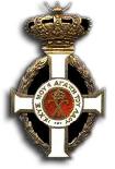 Gouden Ridderkruis bij de Koninklijke Orde van George I