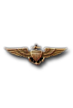 Marine Piloten Badge