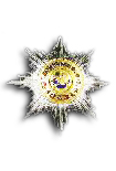 Grand Cross in the Huisorde van Oranje (HO.1)