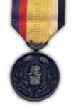 Groot Matsjoerije   Natioonale Stichtings Ere Medaille