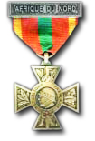 War Volunteers Cross
