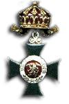 Koninklijke Orde van Sint Alexander 3e Klasse
