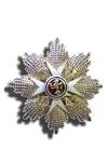 Commandeur met Ster/Grootofficier bij de St. Olafs Orde