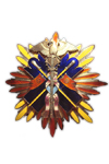 Order of the Golden Kite, 2nd Class