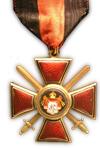 Orde van Sint-Vladimir 4e Klasse