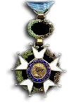 Officer to the National Order of the Southern Cross